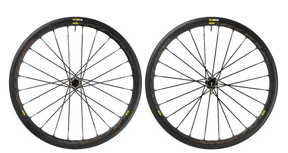 Mavic Ksyrium Pro Disc Allroad hjul 28 Shimano M11 Intl svart